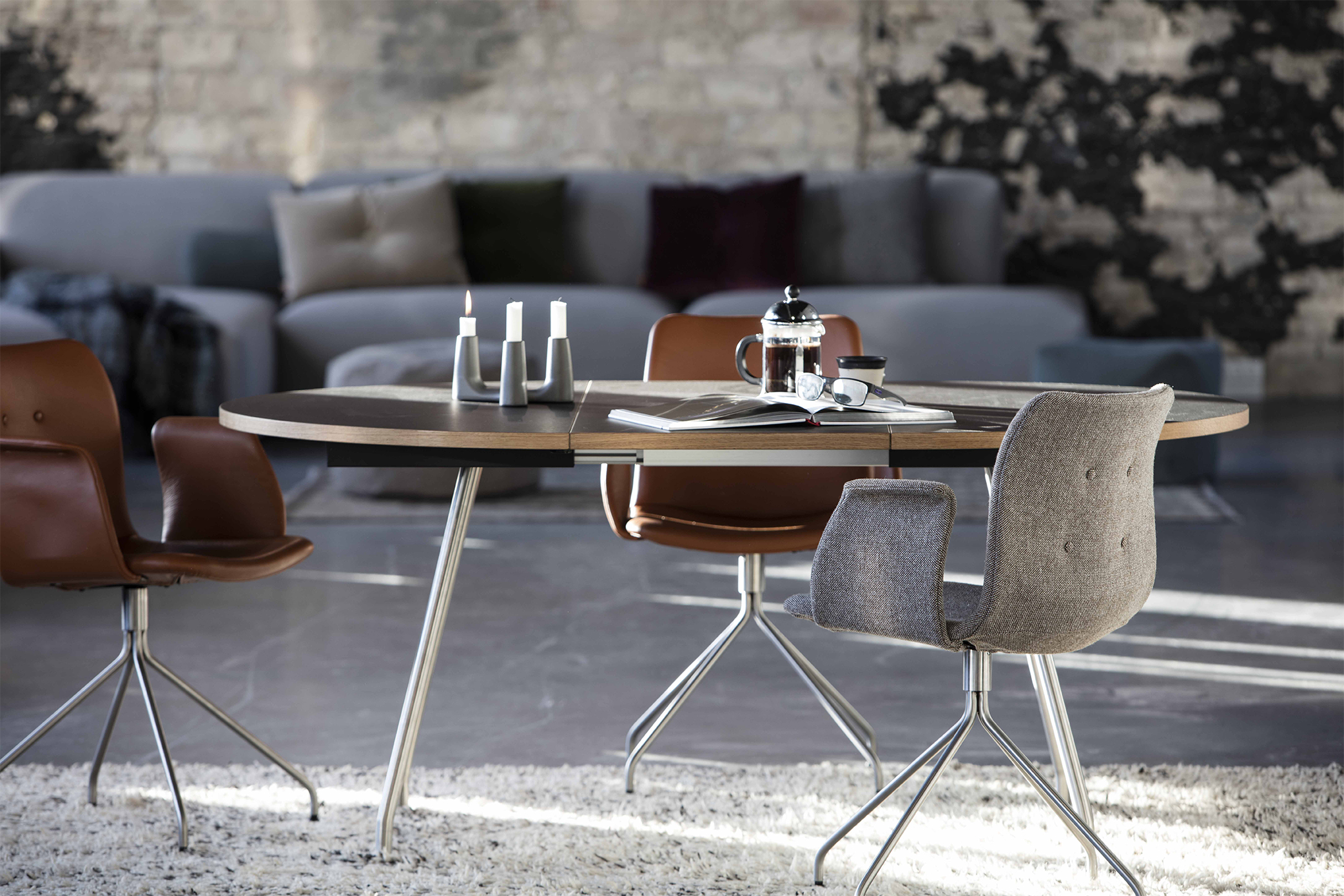BENT HANSEN_Primum chair_Primum Table2